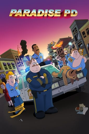 Poster of Paradise PD