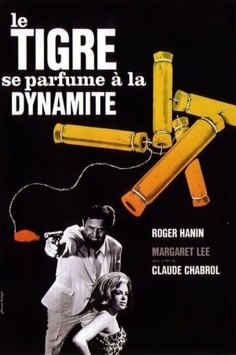 Poster of Le Tigre se parfume à la dynamite