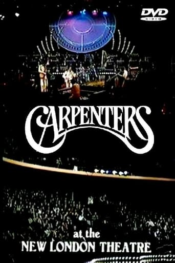 Poster of The Carpenters Concert: Live at the New London Theatre
