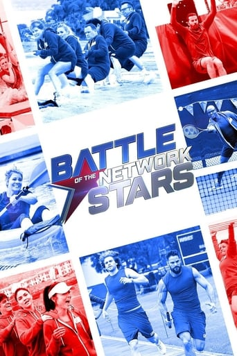 Battle of the Network Stars poster