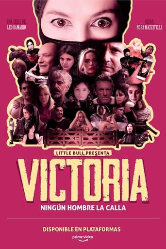 Poster of Victoria, Psicóloga Vengadora