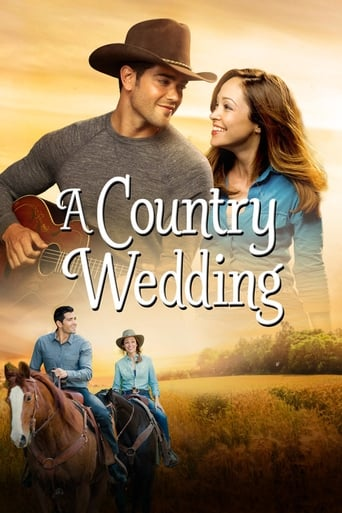 Filmposter von A Country Wedding