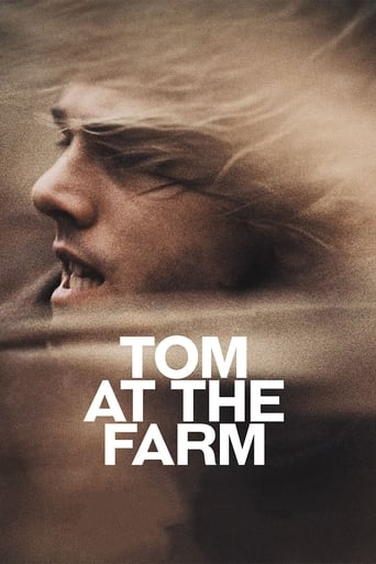 Poster of Tom at the Farm