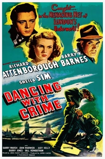 Poster of Dancing with Crime