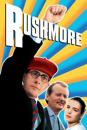 Poster of Rushmore