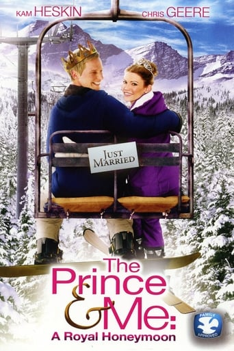 Poster of The Prince & Me: A Royal Honeymoon