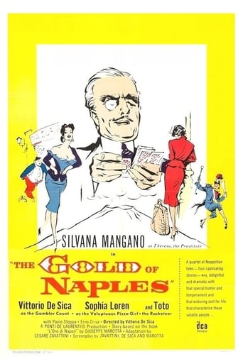 Poster of The Gold of Naples