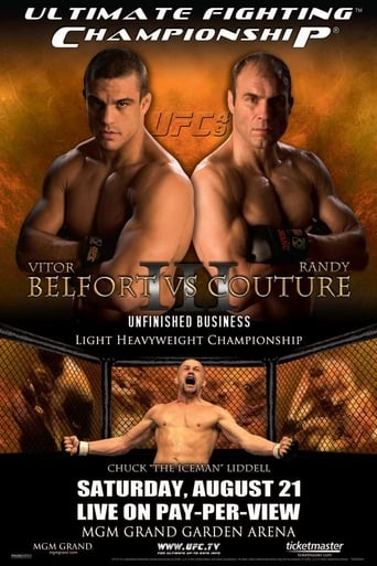 Poster of UFC 49: Unfinished Business
