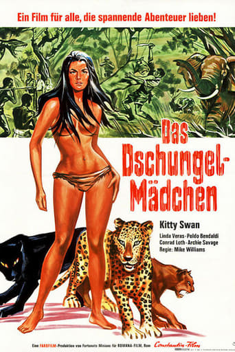 Poster of Virgin of the Jungle