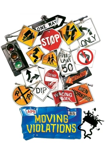 Poster of Moving Violations