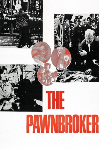 Poster of The Pawnbroker