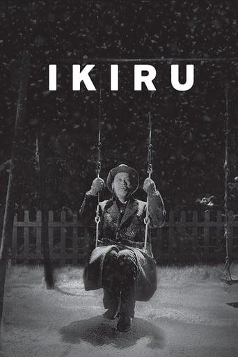 Poster of Ikiru
