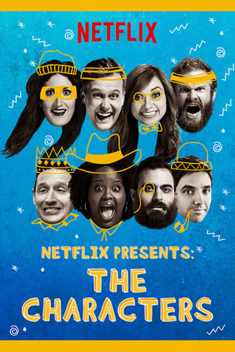 Poster of Netflix Presents: The Characters