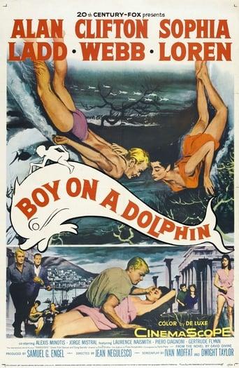 Poster of Мальчик на дельфине