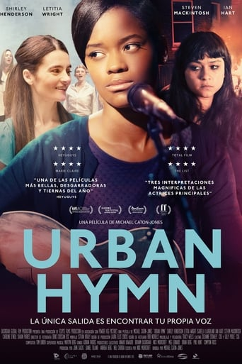 Poster of Urban Hymn