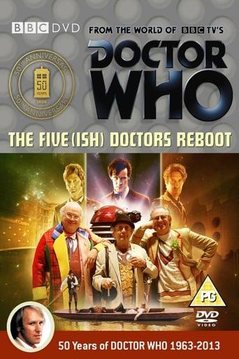 Poster of The Five(ish) Doctors Reboot