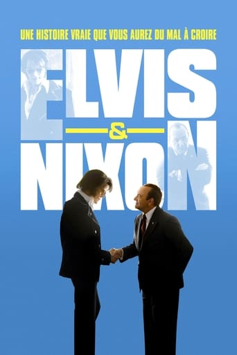 Poster of Elvis and Nixon