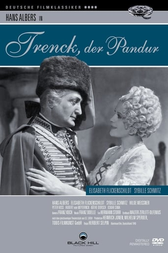 Poster of Trenck, der Pandur
