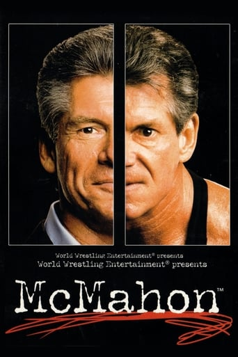 Poster of WWE: McMahon