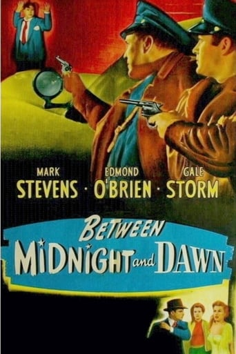 Poster of Between Midnight and Dawn