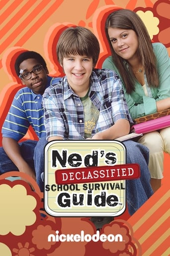 Poster of Ned's Declassified School Survival Guide