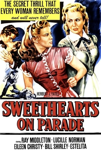 Poster of Sweethearts on Parade