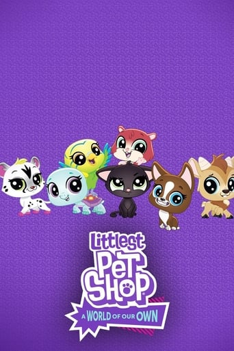 Poster of Littlest Pet Shop: A World of Our Own