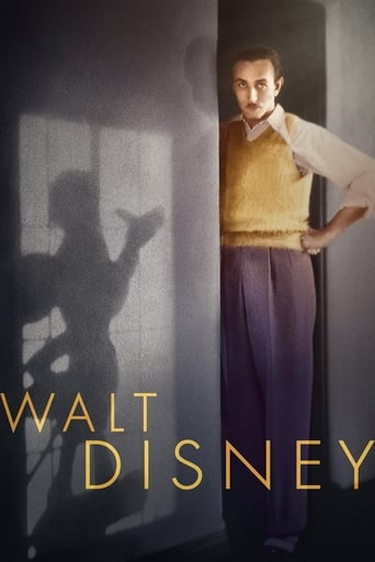 Poster of Walt Disney