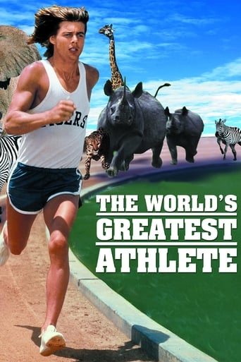 Poster of The World's Greatest Athlete