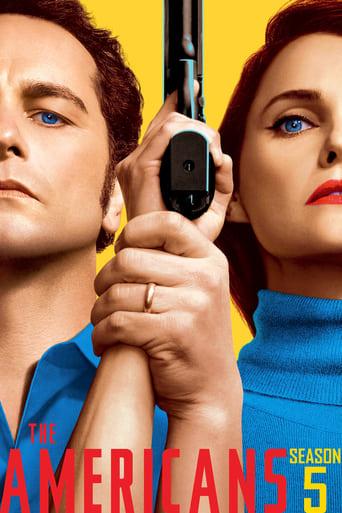 Amerikiečiai / The Americans (2017) 5 Sezonas
