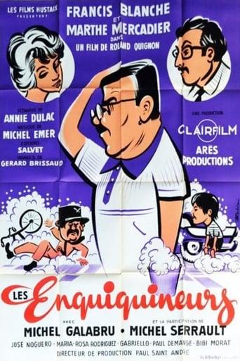Poster of Les enquiquineurs