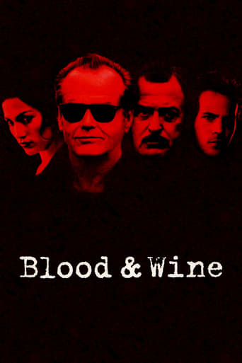 Poster of Blood and Wine