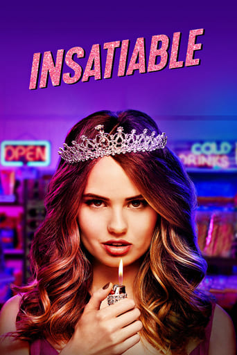 Poster of Insatiable
