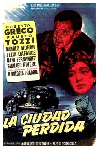 Poster of La ciudad perdida