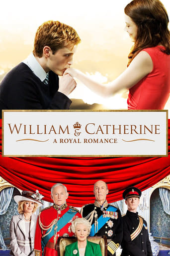Poster of William & Catherine: A Royal Romance