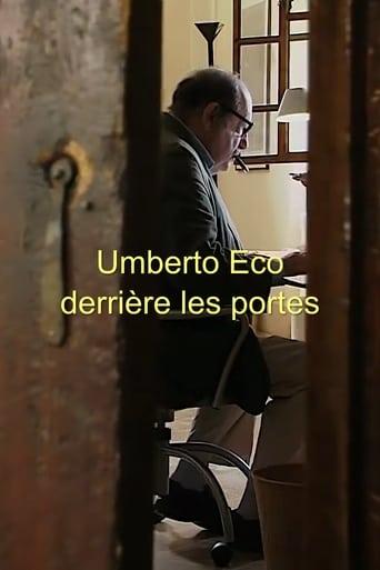 Poster of Behind the Doors of Umberto Eco