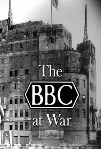 Poster of The BBC at War