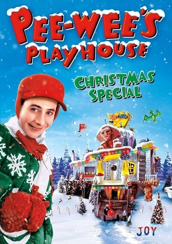 Poster of Christmas at Pee Wee's Playhouse