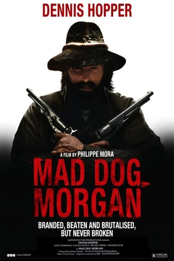 Poster of Mad Dog Morgan