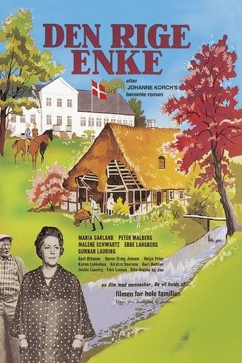 Poster of Den rige enke