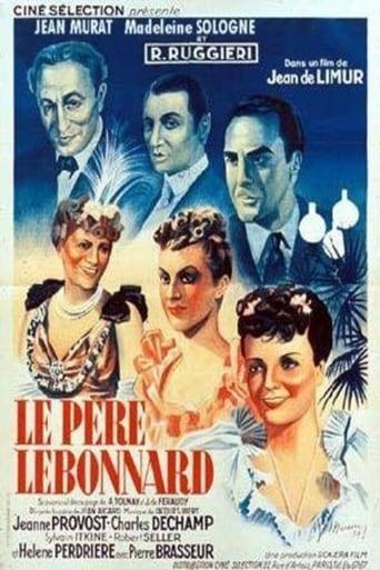 Poster of Le père Lebonnard