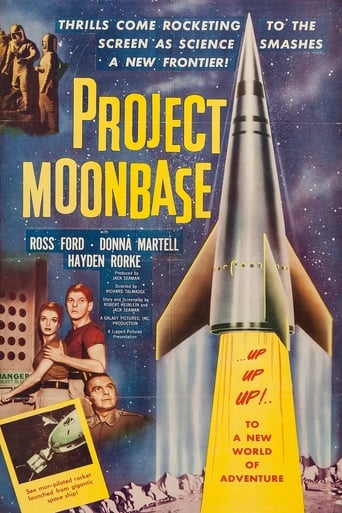 Poster of Project Moon Base
