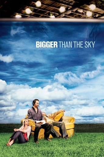 Poster of Bigger Than the Sky