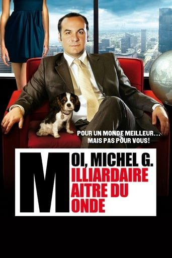 Poster of Moi, Michel G., milliardaire, maître du monde