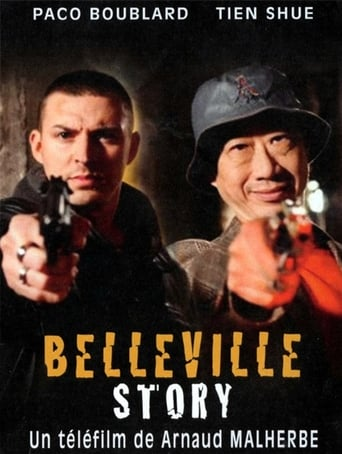 Poster of Belleville Story