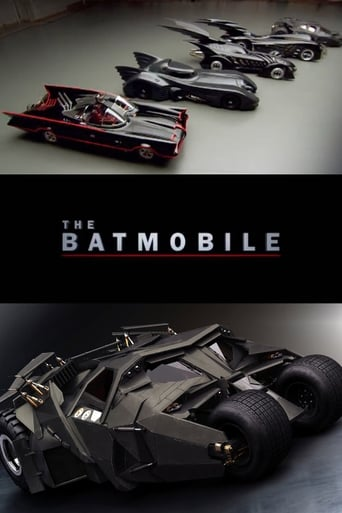 Poster of The Batmobile