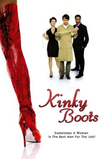 Poster of Kinky Boots