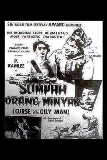 Poster of Sumpah Orang Minyak