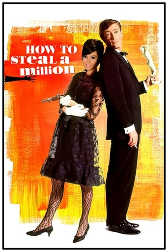 Poster of How to Steal a Million