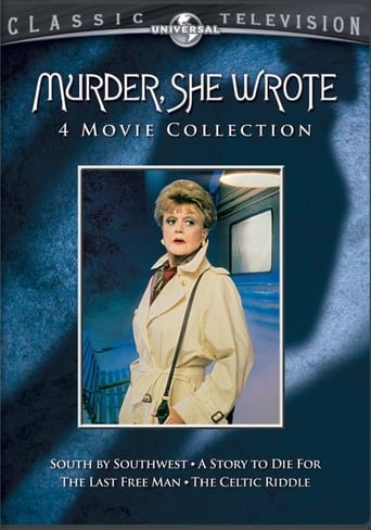 Poster of Murder, She Wrote: The Celtic Riddle